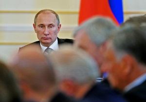 Новости России: Путин подписал законы о запрете гей-пропаганды и оскорблении чувств верующих