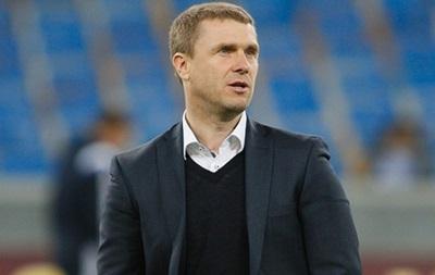 Ребров: Ярмоленко нам очень поможет в матче с Шахтером