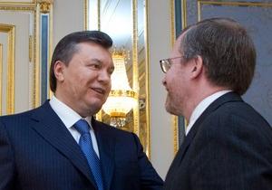 Директор Freedom House отказался общаться с журналистами после встречи с Януковичем