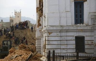 В Непал прибывает международная помощь