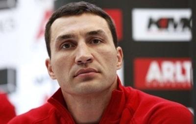 Владимир Кличко назвал имя своего следующего соперника