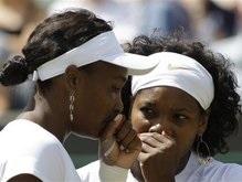Уимблдон: Сестры Уильямс сыграют в двух финалах
