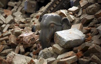 Землетрясения в Непале: жертвами стали 2,5 тысячи человек