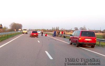 На Волыни водитель задавил пятилетнего пешехода