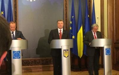 Военная миссия ЕС в Украину посылаться не будет – Туск