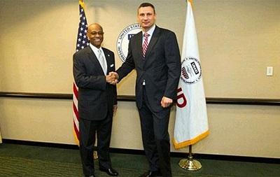 Кличко и USAID будут совместно бороться с коррупцией в Киеве