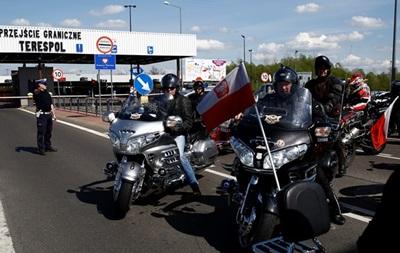 Россия требует от Польши объяснить отказ во въезде байкерам