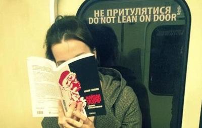 В киевском метро появятся места для бесплатного обмена книгами