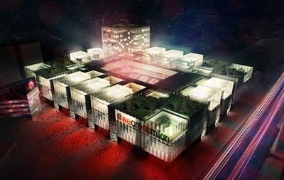 Милан презентовал проект нового стадиона