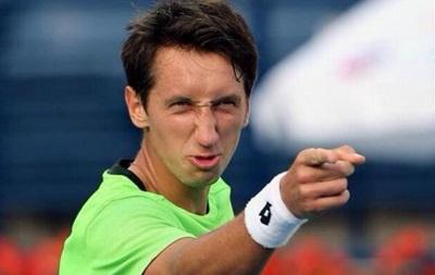 Стаховский не отдал российскому теннисисту ни одного гейма на турнире в Мюнхене