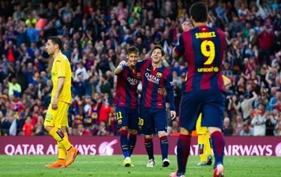 В одну калитку: Барселона разгромила Хетафе в чемпионате Испании