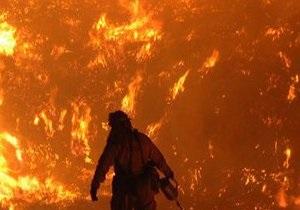 В России четыре человека погибли при пожаре в доме престарелых