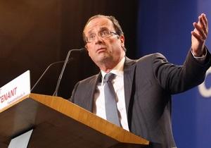 Франсуа Олланд из щедрого социалиста превращается в сторонника жесткой экономии