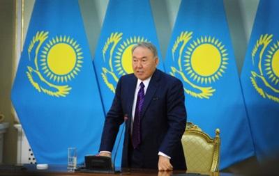 Назарбаев вступил в должность президента Казахстана