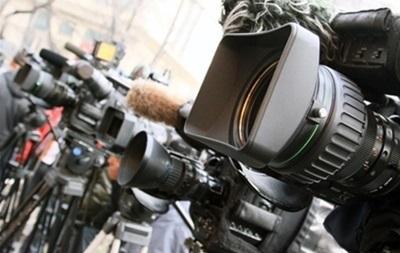 Под Киевом напали на журналистов, снимавших сюжет о заме Авакова