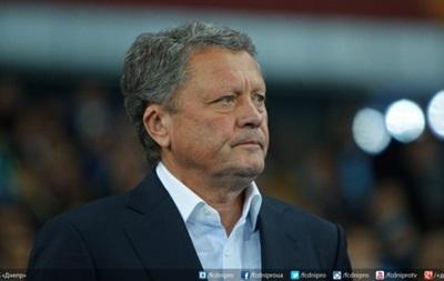 Маркевич перед матчем с Шахтером заговорил о приглашении иностранных судей