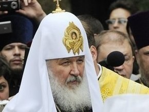 Ъ: Патриарх Кирилл не сошел с маршрута