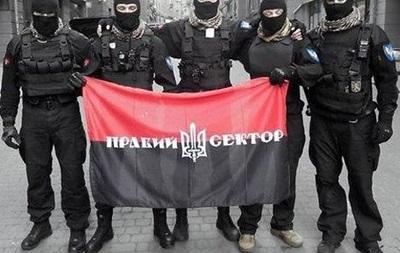 Правый сектор: десантникам сказали, что мы идем на Киев свергать Порошенко