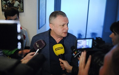 Суркис: Перенесли матч, так как болельщики могли разнести Банникова