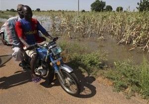 В нигерийском городе из-за исламистов запретили мотоциклы