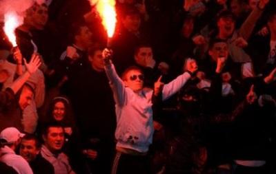 В Динамо заявили, что ультрас столичного клуба никто не контролирует