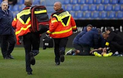 В Бельгии скончался футболист, у которого на футбольном поле случился сердечный приступ