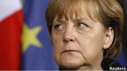 Меркель: На решение европейского кризиса уйдут годы