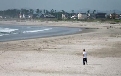 Землетрясение магнитудой 4,8 произошло у берегов Фукусимы