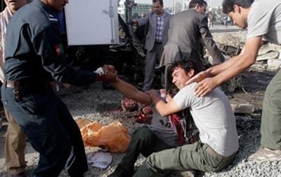 В Афганистане микроавтобус упал в ущелье, есть погибшие