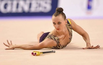 Украинка Ризатдинова завоевала серебро на чемпионате Европы по гимнастике