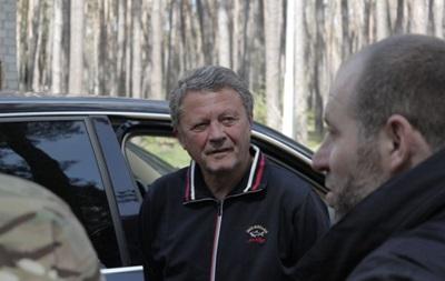 Мирон Маркевич проведал бойцов  Азова  в Харькове