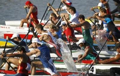 Украинцы взяли две медали в заключительный день чемпионата Европы по гребле