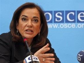 ОБСЕ будет добиваться восстановления миссии в Грузии