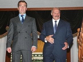 Медведев и Лукашенко поздравили Ющенко