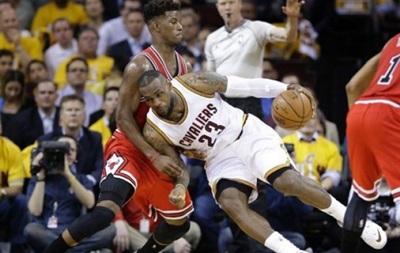 NBA: Чикаго повел в серии с Кливлендом