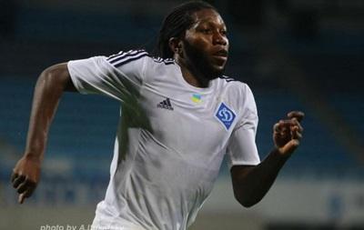 Мбокани: Я принял решение – не хочу больше оставаться в киевском Динамо