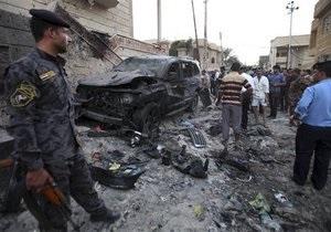 Теракт в Багдаде: В Багдаде в результате 14 взрывов погибли не менее 65 человек
