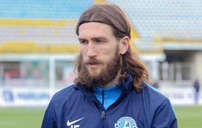 Чигринский скорее всего уже не выйдет в составе Днепра в этом сезоне