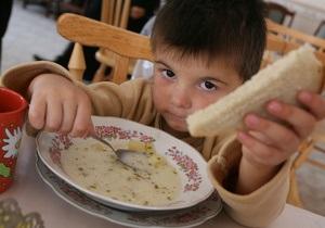 С осени в киевских детсадах обещают ввести онлайн-меню