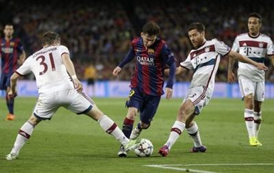 Месси обошел Роналду и Луиса Адриано в гонке бомбардиров Лиги чемпионов