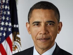 В США представили официальный президентский портрет Обамы