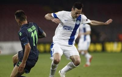 Сказка продолжается: Днепр сыграл вничью в первом полуфинале Лиги Европы