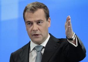 Медведев: Если бы Россия дрогнула в 2008 году, ряд стран стали бы членами НАТО