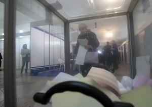 В Вышгороде арестовали главу участкового избиркома и назначили пересчет голосов