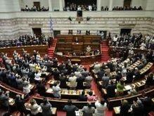 Греция ратифицировала Лиссабонский договор