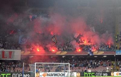 UEFA открыл дисциплинарное дело против Наполи после матча с Днепром