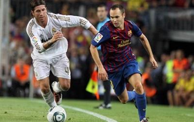 Игроки Реала и Барселоны поддерживают приостановление чемпионата Испании