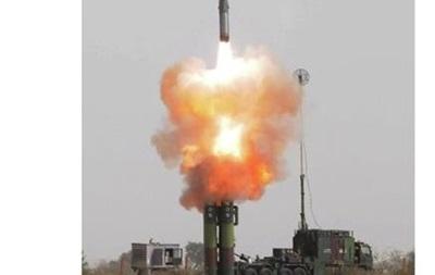 Индия испытала крылатую ракету совместного с РФ производства