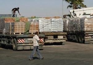 Израиль подтвердил ослабление блокады сектора Газа