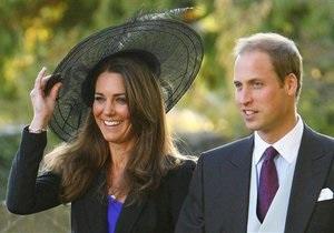 Королевская семья Британии обнародовала подробности предстоящей свадьбы принца Уильяма